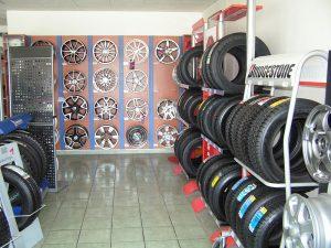 pneuservis Žilina - predaj pneumatík