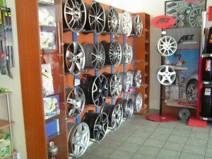 pneuservis Žilina - výmena pneumatík